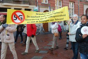 Demonstratie Eindhoven foto 1