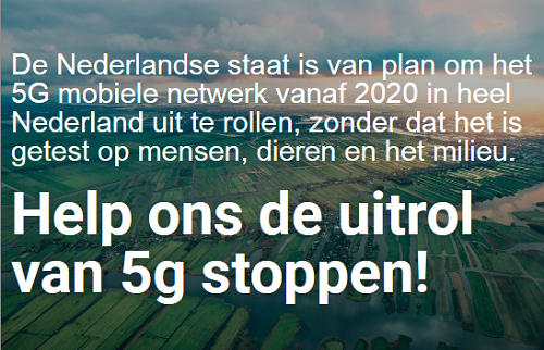 Stop5G NL